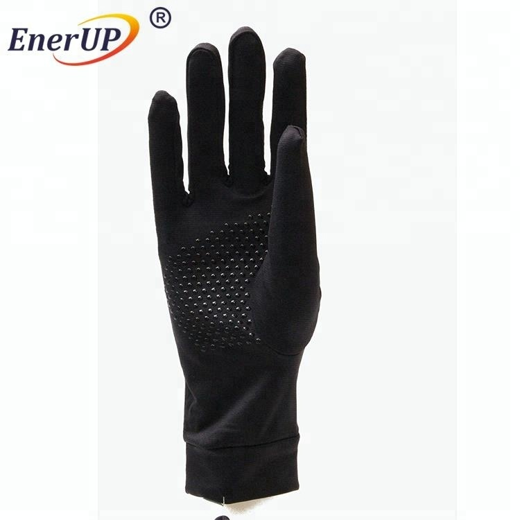 Arthritis Copper Compression knitted Hand Gym Cycling fitness pain relief weight lifting gloves