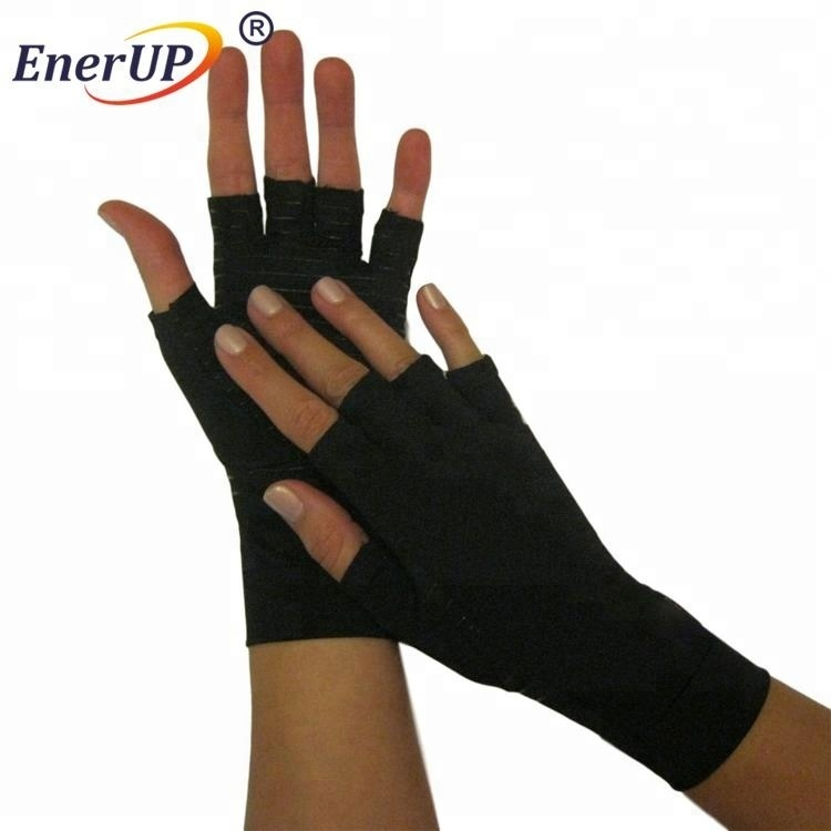 pain relief arthritis compression edema therapy gloves