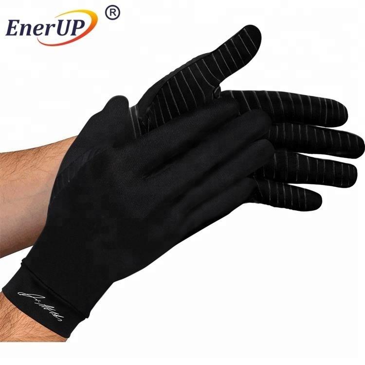 Arthritis copper therapy gloves compression