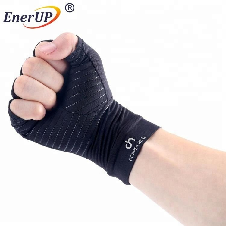 copper compression arthristis therapeutic gloves