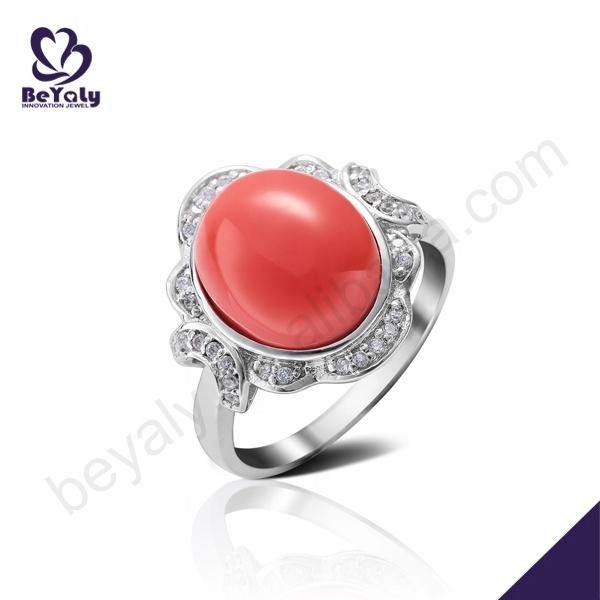 Novelty 925 sterling silver wedding anniversary ring