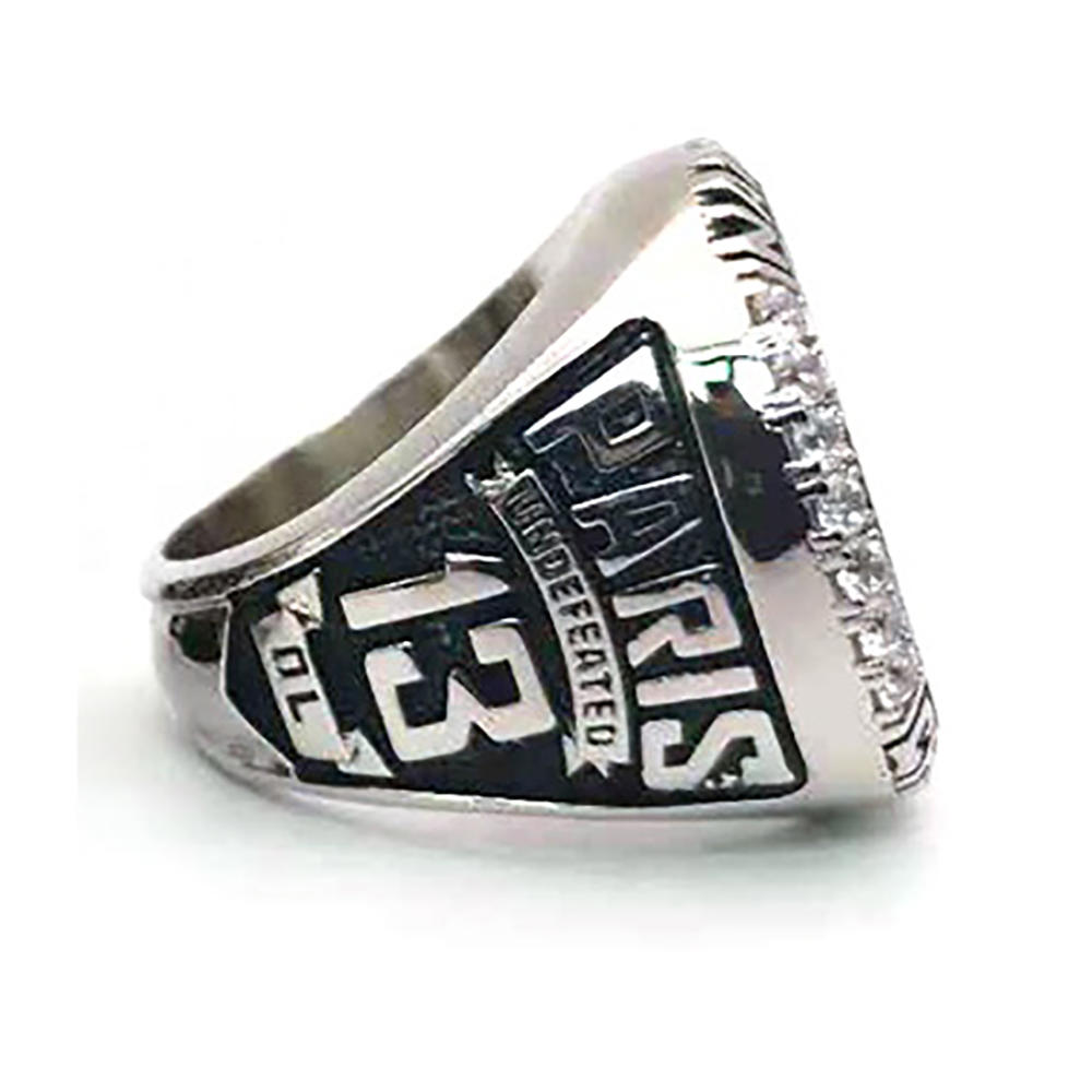 Wholesale custom made men's championship big ring