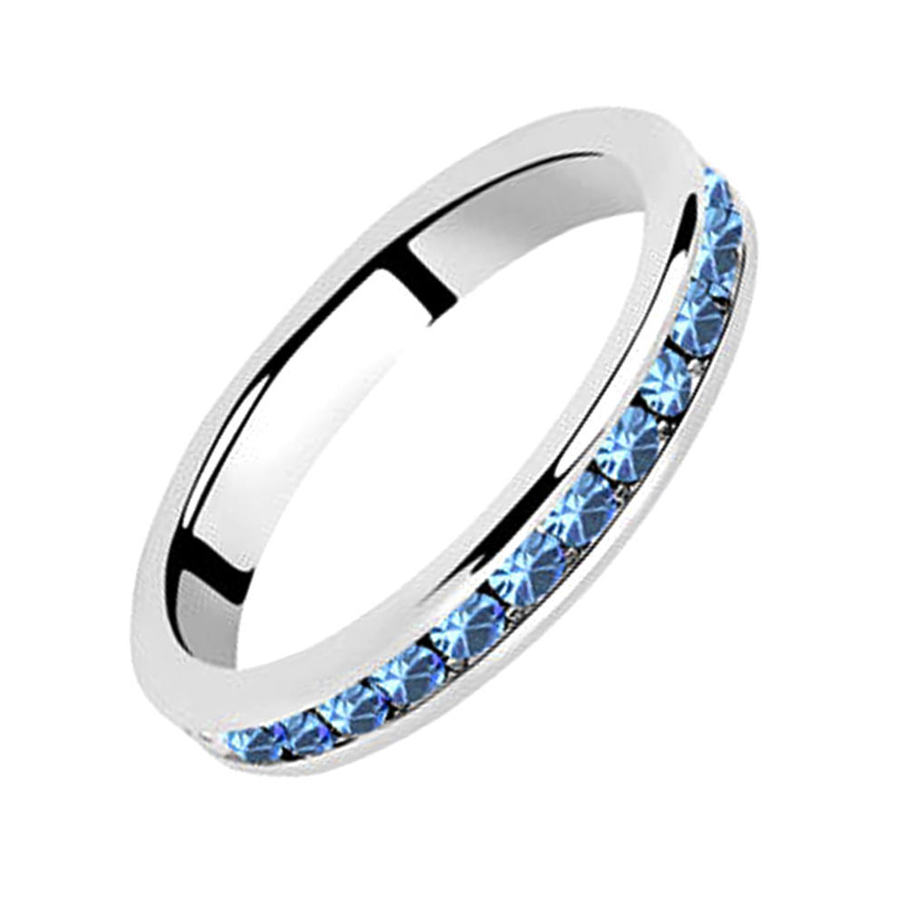 Wholesale cheap 925 silver fashion channel ring blanks