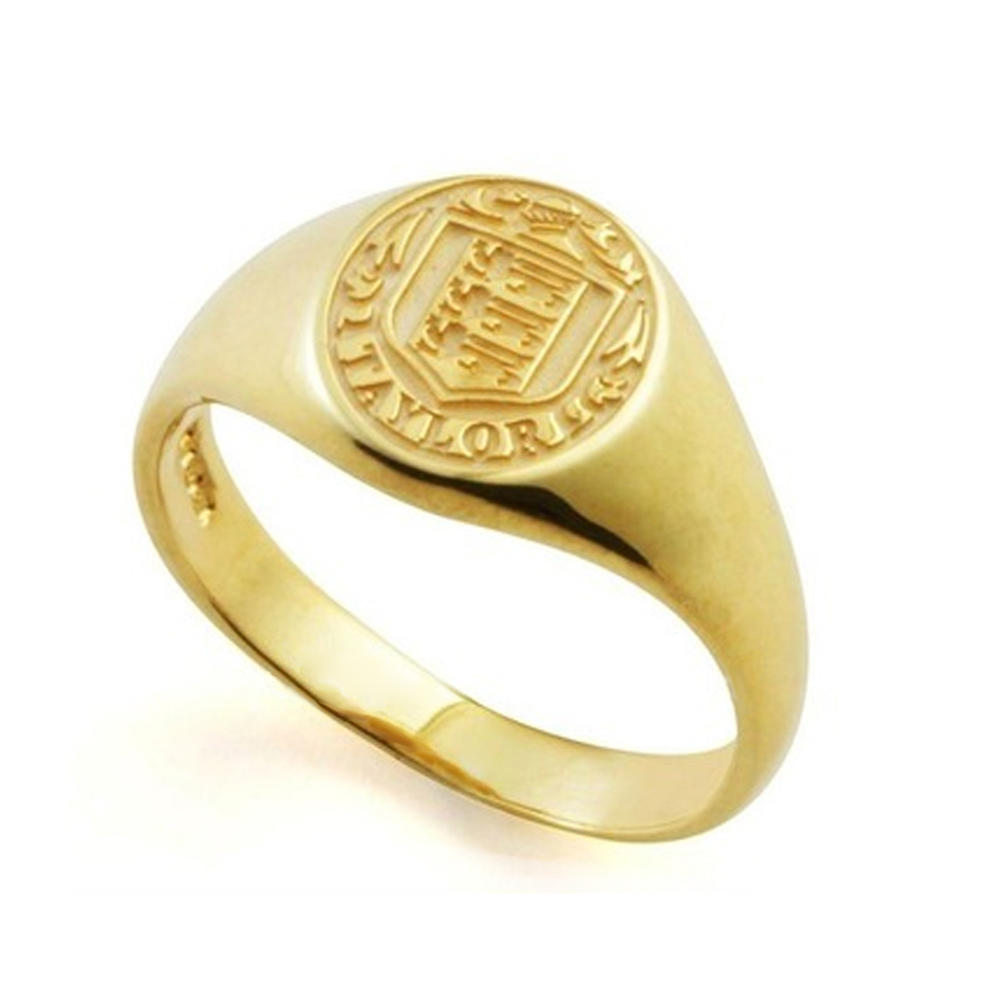 Custom Name Ring Personalized Name Gold Stainless Steel Blank Ring
