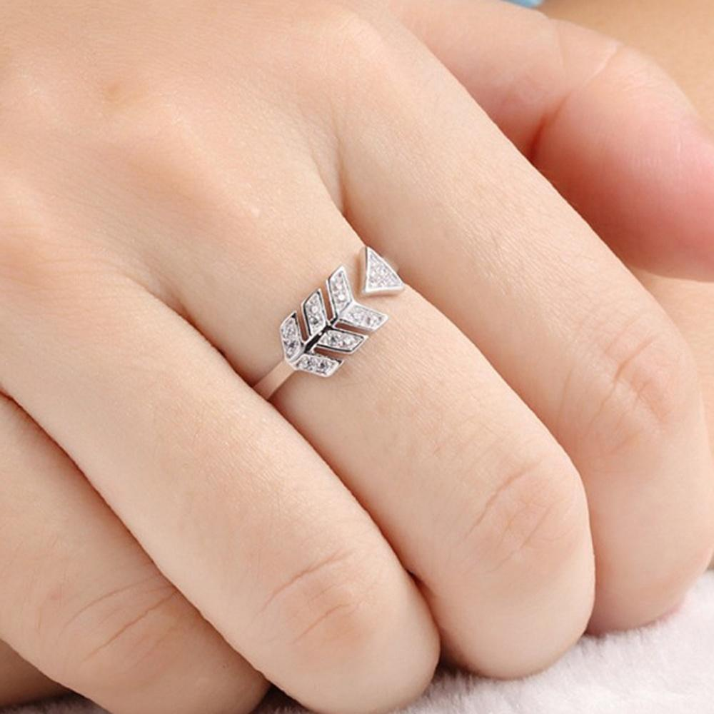 925 Sterling Silver Engagement Ring Diamond, Oval Shaped Mens Ring Adjuster Size