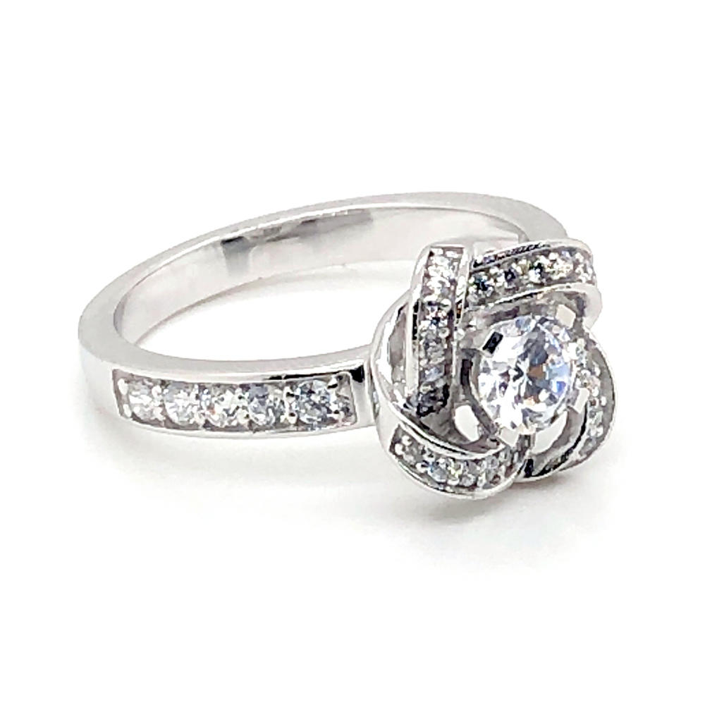 Nice manufacturer price wedding band 925 sterling silver rings