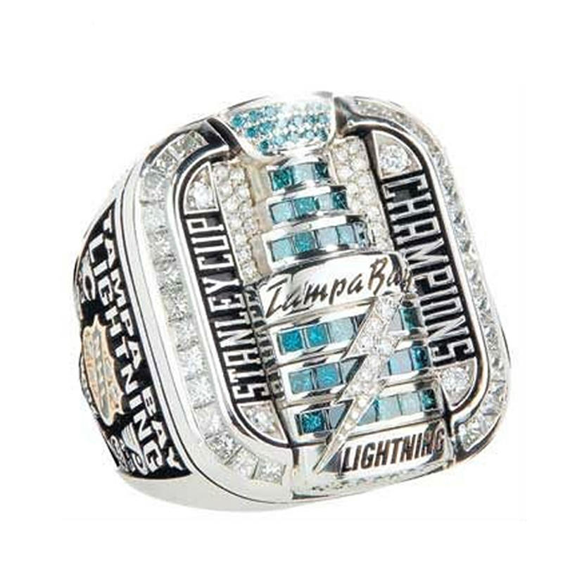 3D Computer Design Signet Custom Replica Champions Ring