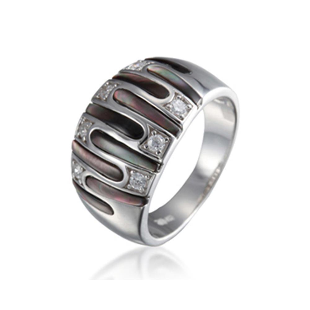 Strange style fashion jewellery rings diamonds pave setting as good jewellery gifts