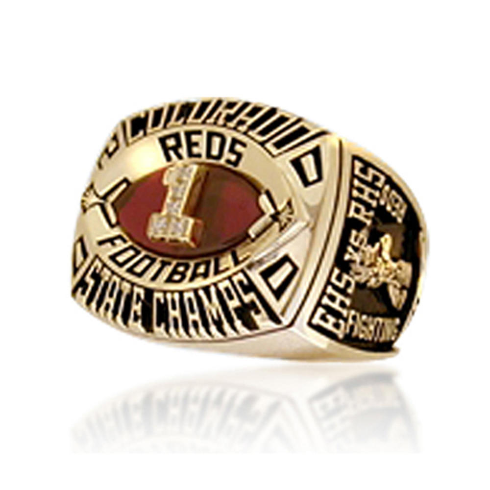 sports team gift custom championship ring