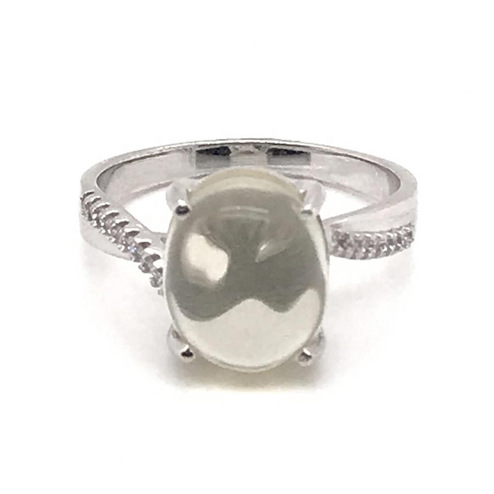 Hot latest best quality 925 silver ring jewel