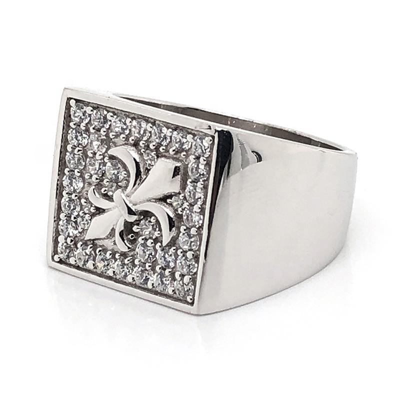 Value 925 Silver Ring, Jewels Silver 925 Ring Men, Real Diamond Ring Price