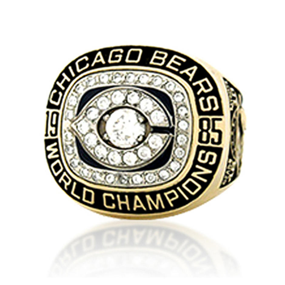 Brilliant youth team championship replica custom fantasy football rings