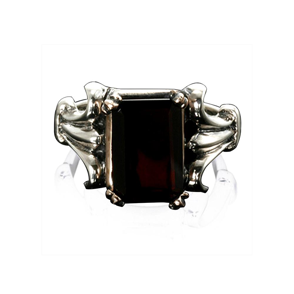 Elegant smooth hand made dragon wedding ring jewelry