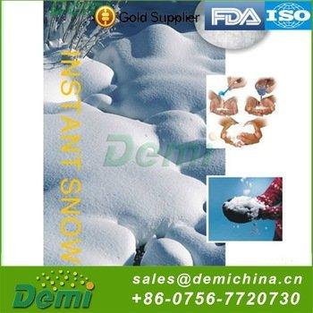 Various High Quality Christmas Decoration Cheap Artificial Plastic Snow