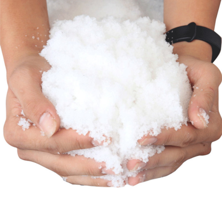 Promotional Various Durable Using Artificial Snow, White Christmas Snow