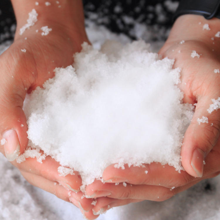 Wholesale Oem Accepted Super Amazing Absorbent Polymer Artificial Instant Snow