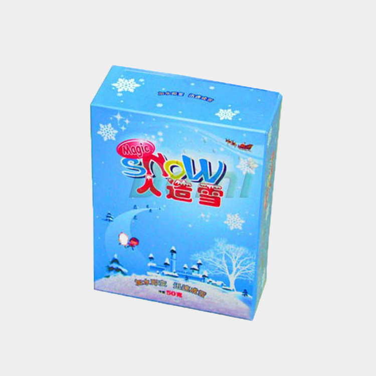Wholesale No Harm To Human Absorbent Polymer Christmas Magic Artificial Instant Snow Powder