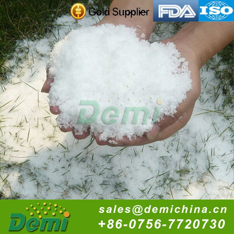 Wholesale Chinese Christmas Ornaments Magic Artificial Snow Instant Snow Powder