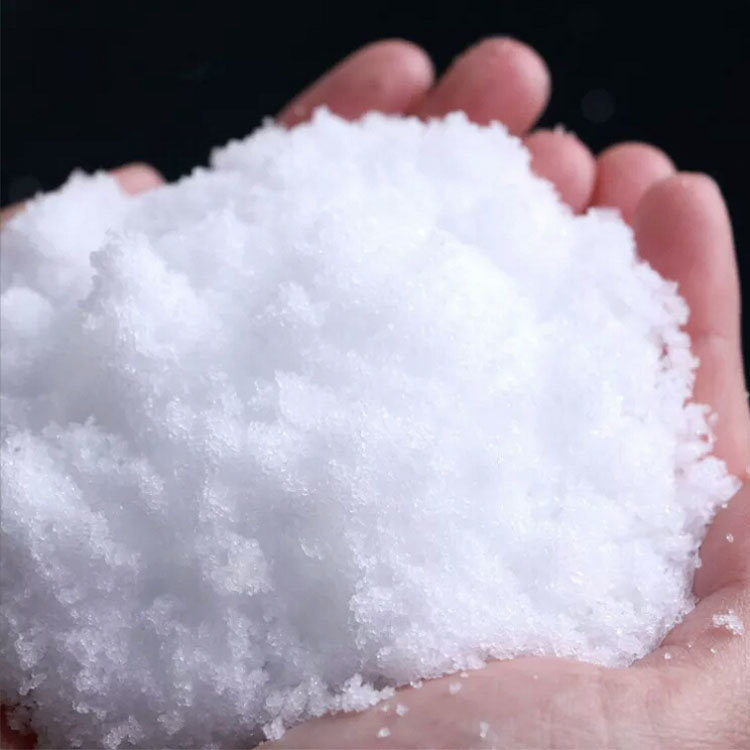 Novelty Artificial Instant Snow Polymer for Christmas Decor