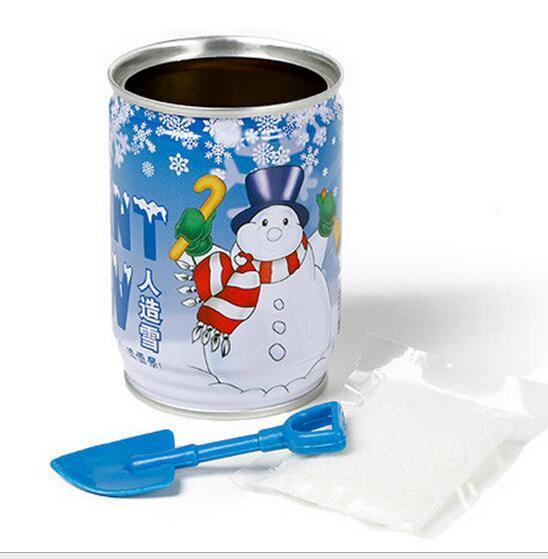 Non-toxic Outdoor Artificial Powder Snow for Christmas Decoration