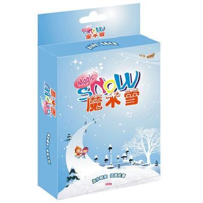 Christmas Magic Instant Artificial Snow Powder
