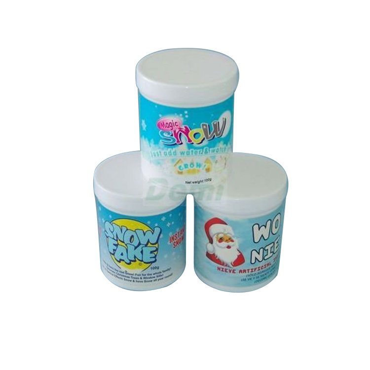 New design high quality x-mas artificial Artificial snow for indoor outdoor decoration