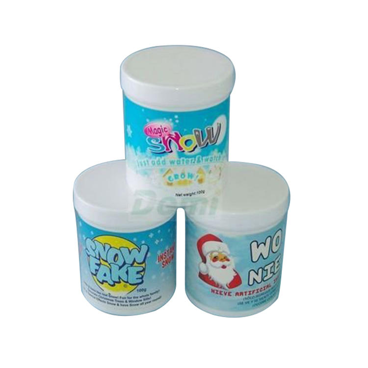 Wholesale OEM Accepted Instant Artificial Snow Polymer