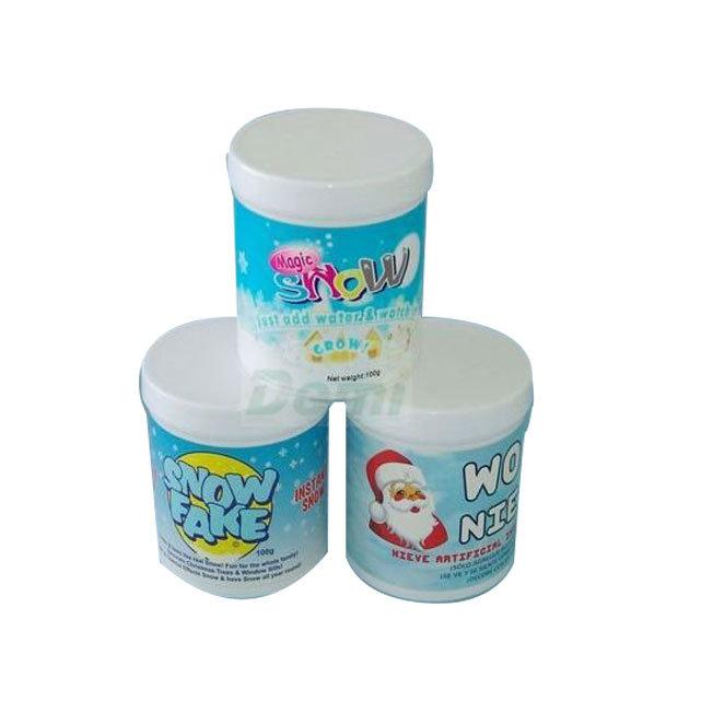 Wholesale Eco-Friendly Decorative Snow Powder Instant Snow Polymer