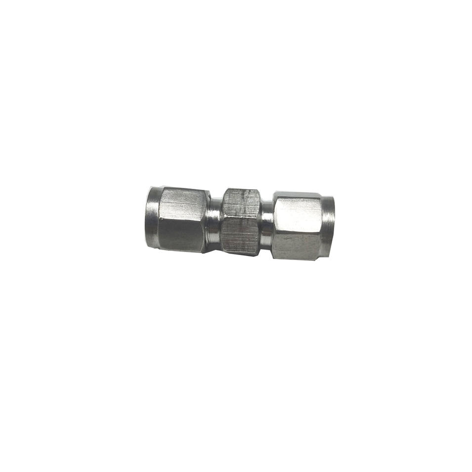 Pneumatic fittings BKN-PU6 malleable iron pipe fitting Corrosion resistance stainless steel pipe fitting