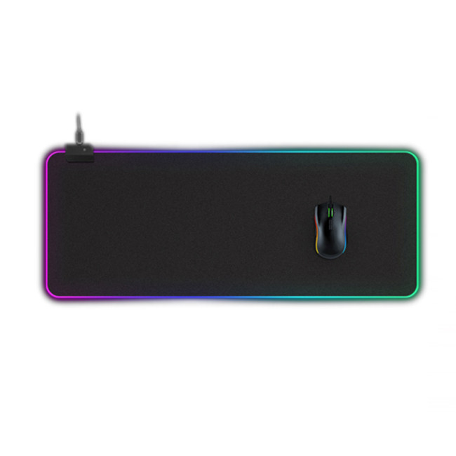 Tigerwingspad RGB gaming mouse pad gaming mouse wired gaming decor gamer accessories