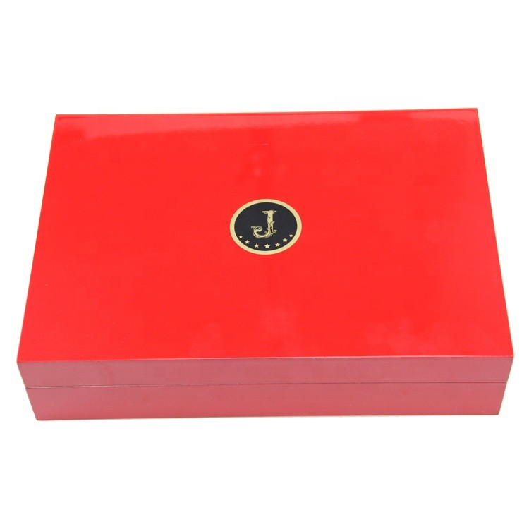 OEM accept humidor simple useful wooden cigar boxes for storge