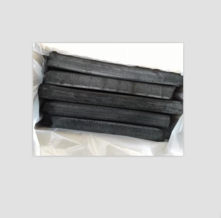 Eco- Friendly Square wood charcoal charbon de bois Sawdust Machine Made BBQ Charcoal