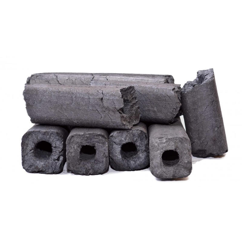 100% Natural Straw/Hardwood square sawdust Charcoal/bbq charcoal(quadrangle or hexagon)