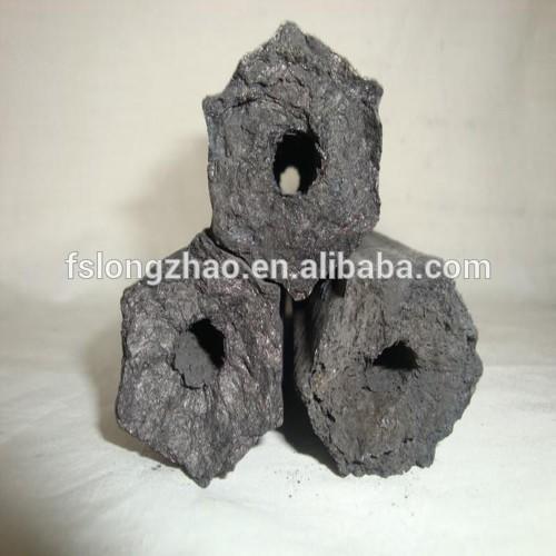 Wholesale Natural Bamboo Sawdust Hexagonal Charcoal BBQ