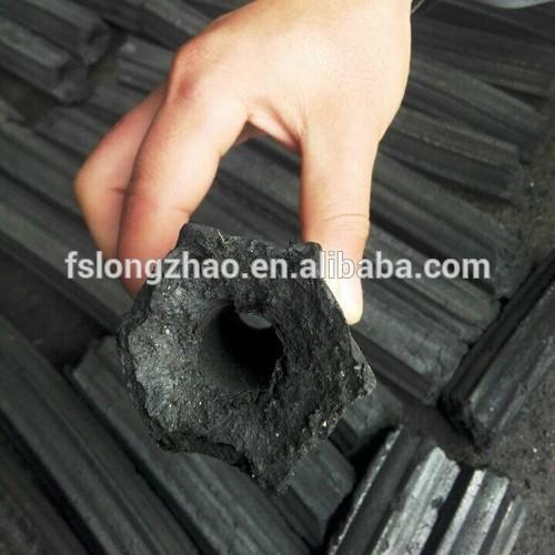 Long burning Bamboo Sawdust Briquette BBQ Charcoal
