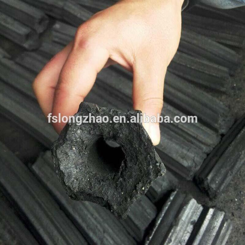 smokeless clean charcoal carbon hollow BBQ regeneration charcoal