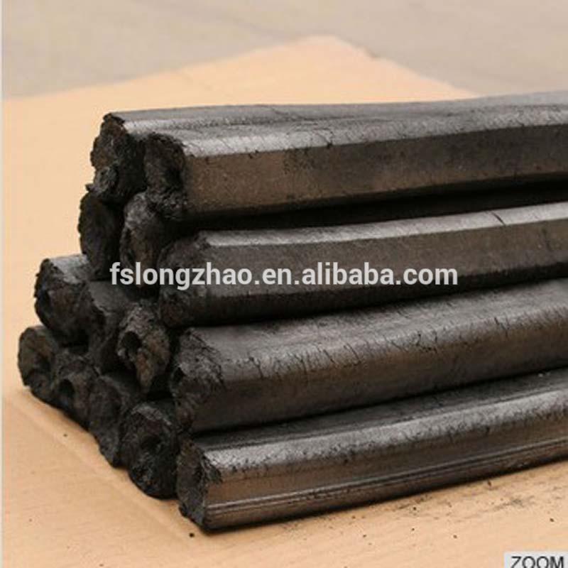 natural quadrangle shisha charcoal for shisha/hookah
