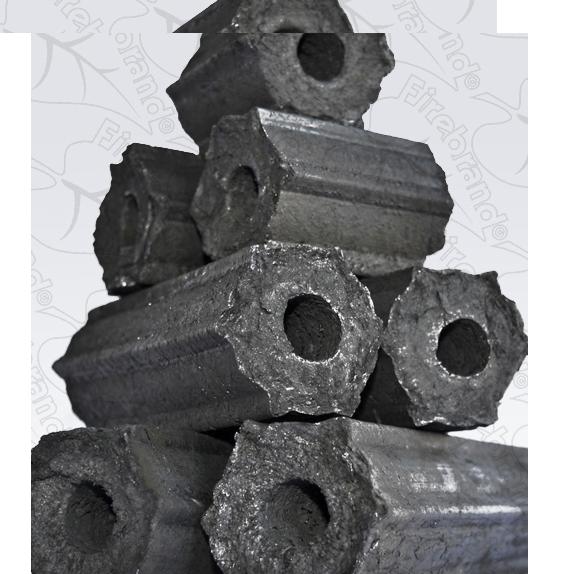 Hexagonal Shape charcoal Hexagonal BBQ Charcoal