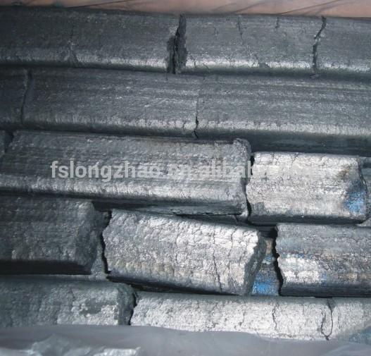 Hardwood sawdust charcoal briquettes bbq
