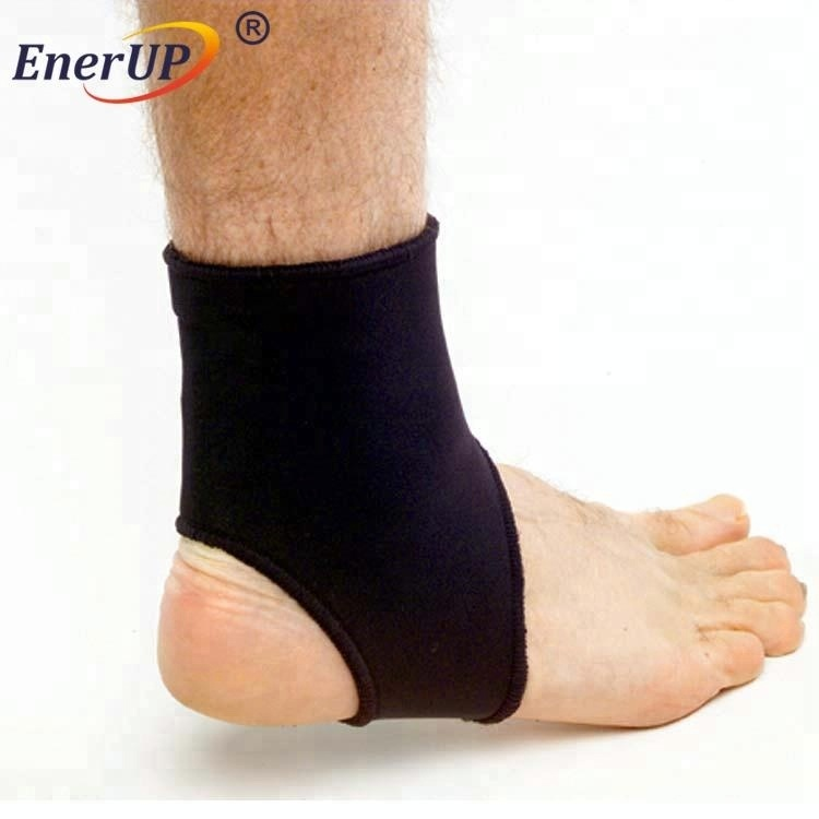 custom copper compression foot ankle sleeve for men
