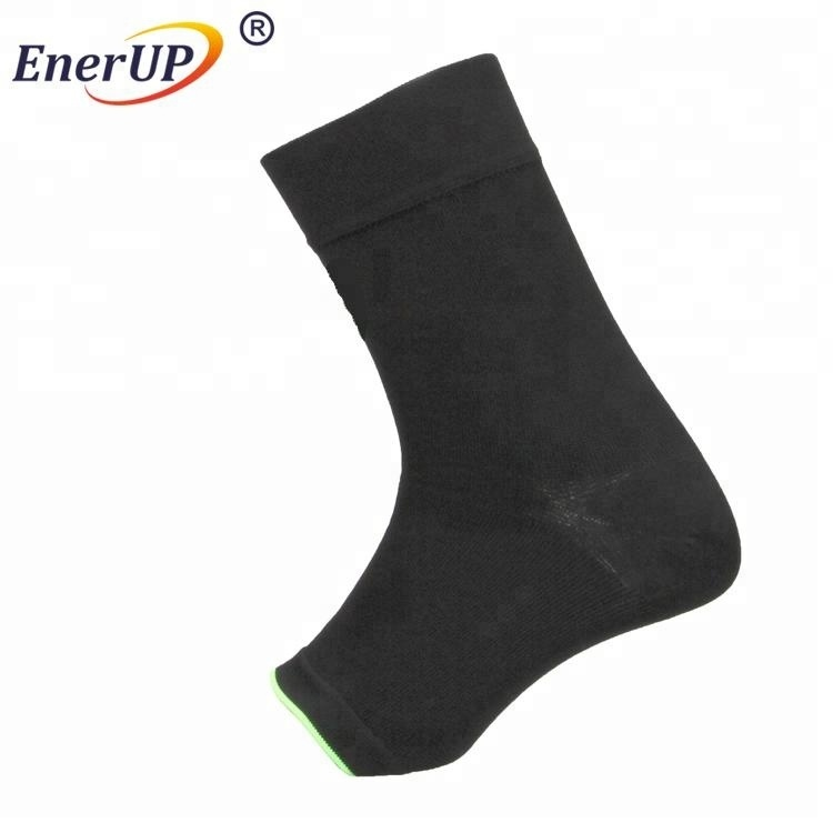 Copper Compression Socks for Men Women Nurses Runners Ankle Sleeve for Arch and Achilles Heel Pain and Support