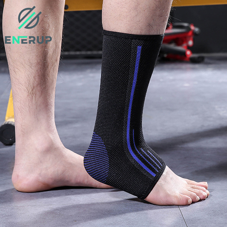 Enerup Low Cut Profile Lightweight Health Care Men And Women Sports Recovery Ankle Brace Support Protector Socks