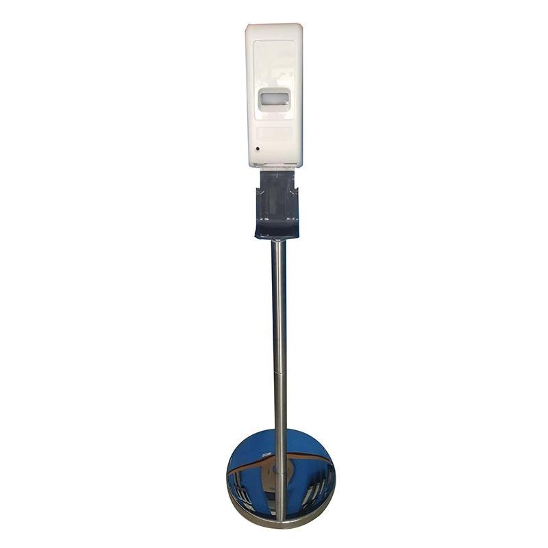 Floor Standing stainless steel automatic sensor soap dispenser