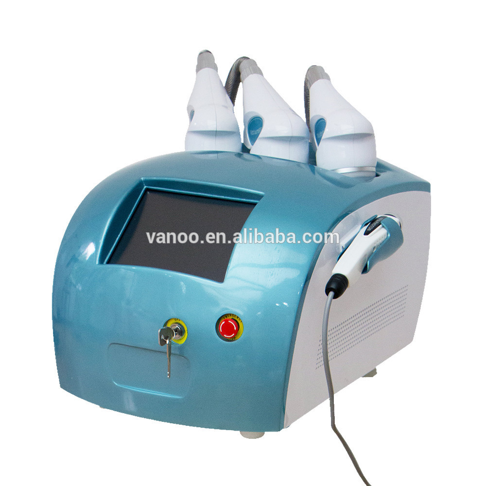 Cavitation+tripolar RF+Vaccuum slimming machine with CE (VANS2)