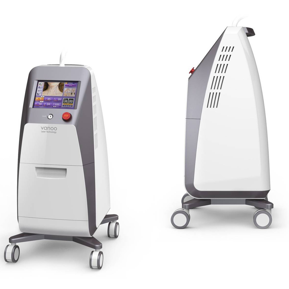 classic RF and Vacuum body shaping machine with my own before and after pics