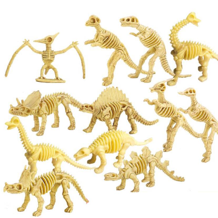Wholesale Action Figure Ancient Animal Jurassic Dinosaurs Classic Mini Model Toys