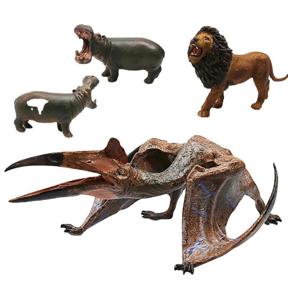 Wholesale plastic set farm play toy pvc animal figures