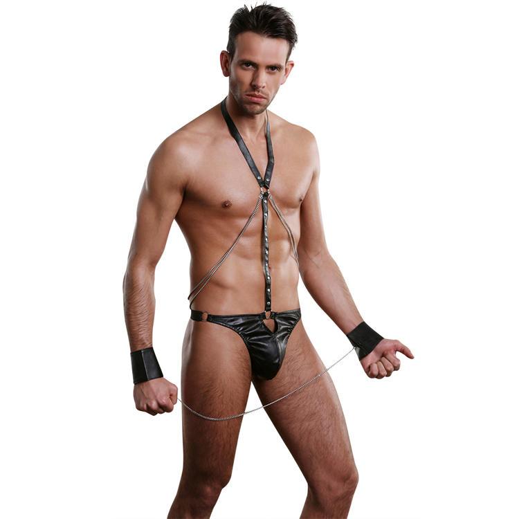 Sunspice lingerie hot sale transparent men underwear underwear men sheer