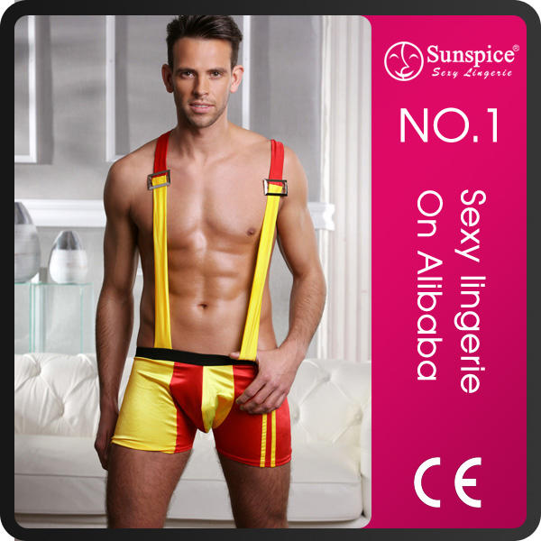 Wholesale supply hot sale underwear boy teen men erotic mature lingerie