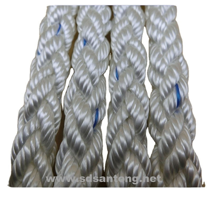 in stock 8 plaited mooing rope for sailing Amazon products 18mm diameter 100m in a spool nylon material in stock